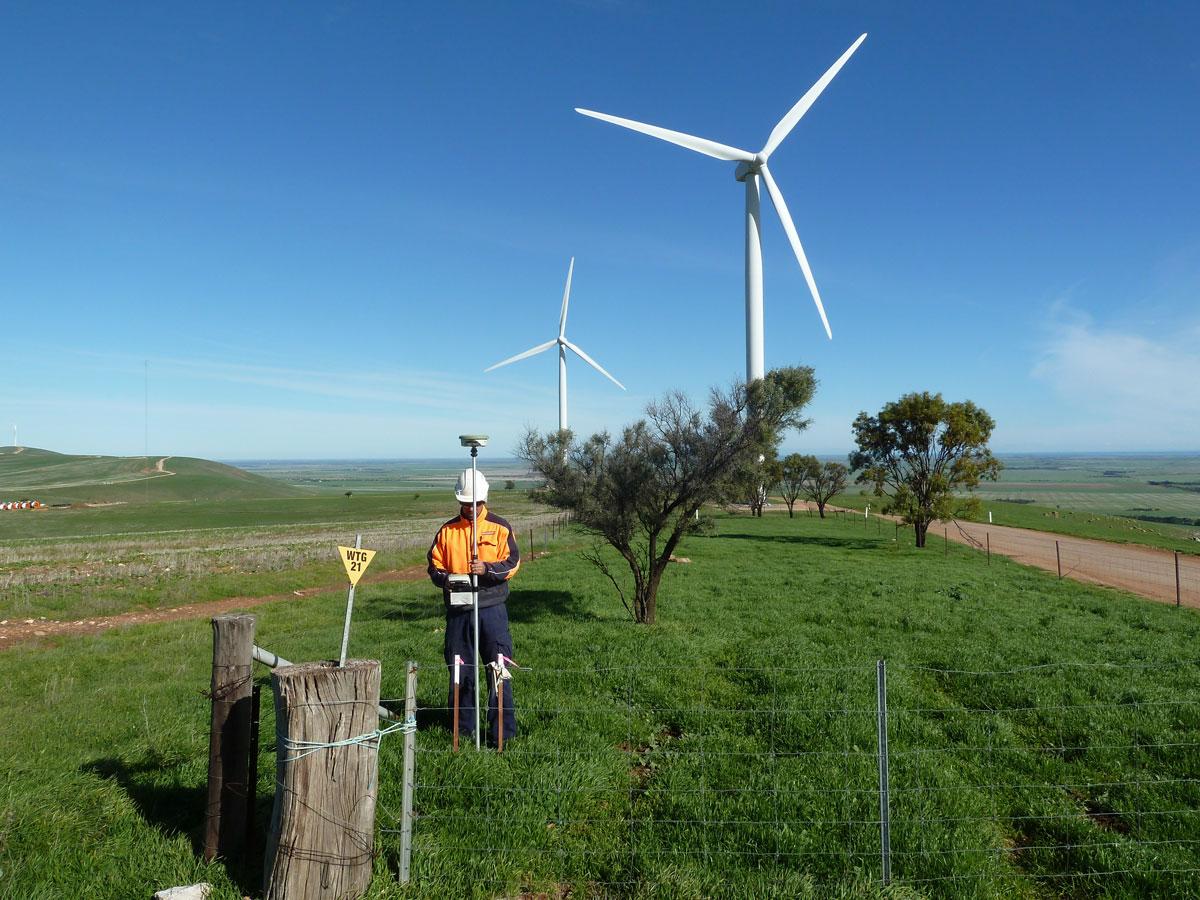 Wind Farm, Snowtown