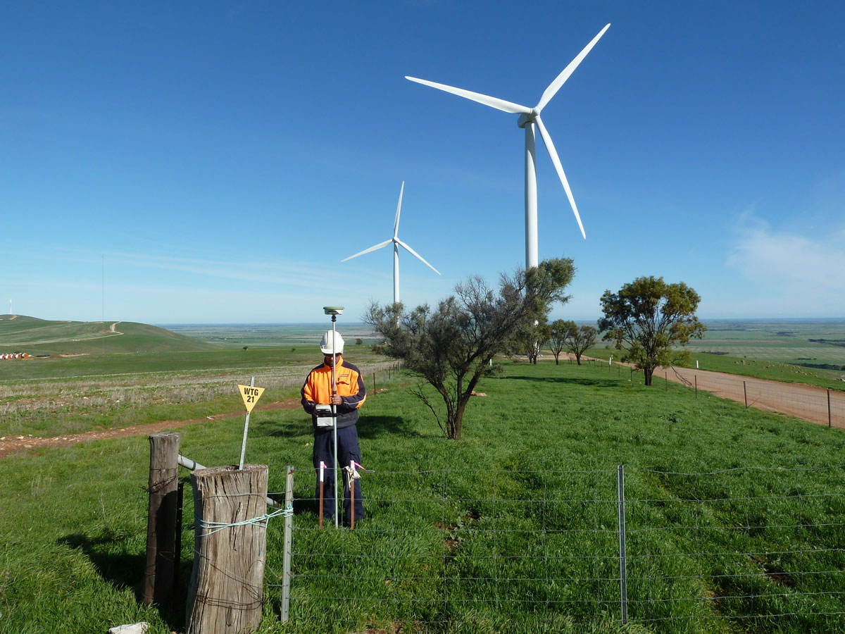 Wind Farm, Snowtown