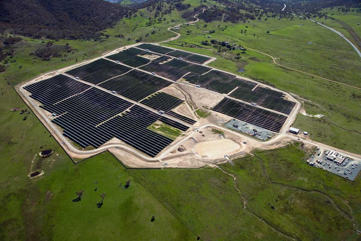 Royalla Solar Farm, Canberra